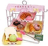 マザーガーデン おままごと やわらかパン屋さんセット お買い物ごっこ 14574345