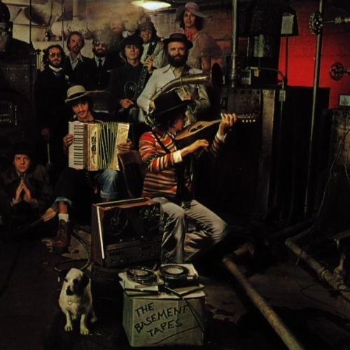 The Basement Tapes artwork