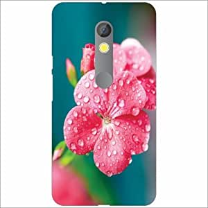 Moto X Play Back Cover - Silicon Droplets Designer Cases