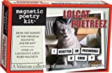 LOLCAT Poetreez: Magnetic Poetry Kit
