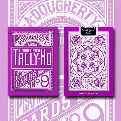 tally-ho-jeu-carte-motif-lavande-ed-limitee-par-aloy-studios-uspcc