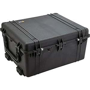 Pelican 1690 Case with Foam Black