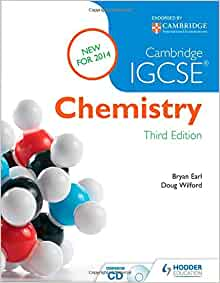 Cambridge IGCSE Chemistry, 3rd edition 3 Pap/Cdr Edition
