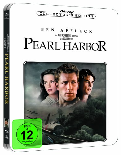 Pearl Harbor - Steelbook [Blu-ray] [Collector's Edition]