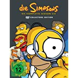 "Die Simpsons - Die komplette Season 6 (Collector's Edition, 4 DVDs)von ""Matt Groening"""
