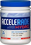 Pacific Health  Accelerade Hydro, Fruit Punch, 1.76 lb Tub, 50 Servings