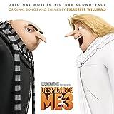 Despicable Me 3 Soundtrack, Import