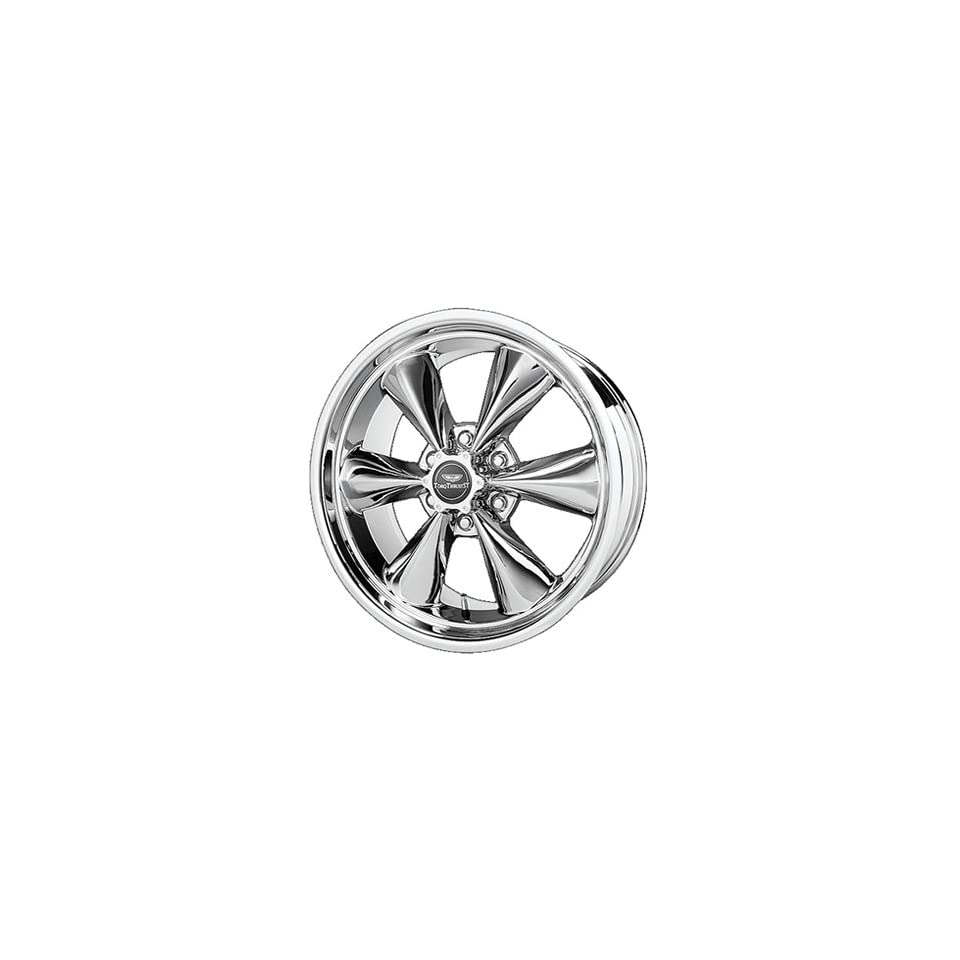 American Racing Torq Thrust ST 26x9.5 Chrome Wheel / Rim 6x5.5 with a 15mm Offset and a 78.30 Hub Bore. Partnumber AR60426938