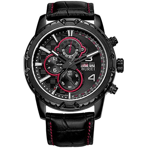 burei-herren-armbanduhr-chronograph-leder-schwarz-bm-7011-c06eh