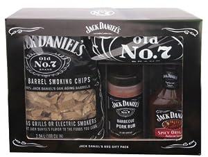 Jack Daniel's BBQ Gift Pack Set