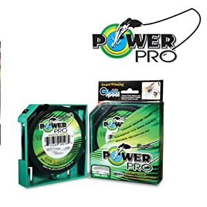 POWER PRO PP64G-275m-0.13mm Tresse POWER PRO - Bobine 275m - Diametre
