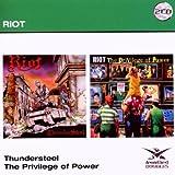 Thunder Steel/the Privilege of Power (2cd)