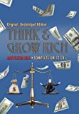 Think and Grow Rich (Original, Unabridged Edition 12 CD Set)