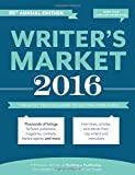 img - for Writer's Market 2016: The Most Trusted Guide to Getting Published book / textbook / text book