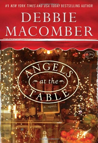 Image of Angels at the Table: A Shirley, Goodness, and Mercy Christmas Story