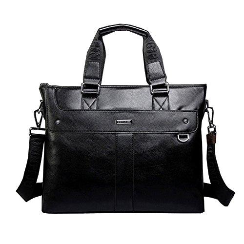 nine-cif-men-pu-leather-laptop-messenger-handbag-shoulder-briefcase-toe-handle-bag-black