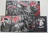 Sons Of Anarchy: The Complete Series (Season 1-7) Collectible Packaging