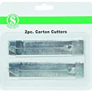 Do it Best Global SourcingAI045Carton Cutter - Smart Savers-2PC CARTON CUTTERS
