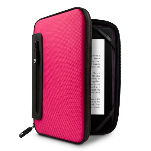 Marware jurni Kindle Case Cover, Pink (fits Kindle Paperwhite, Kindle, and Kindle Touch)