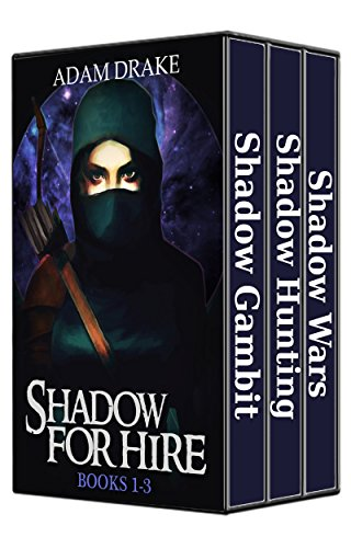 shadow-for-hire-litrpg-books-1-3-english-edition