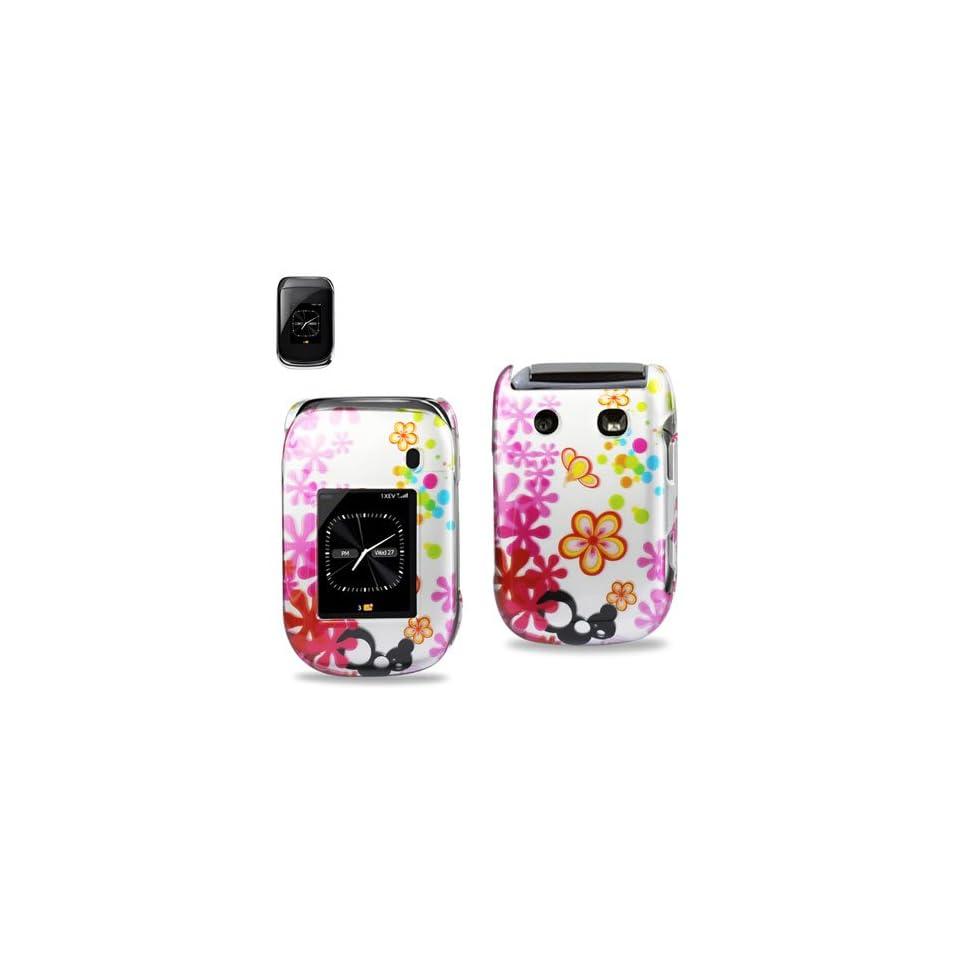 Premium Durable Designed Hard Protective Case BlackBerry BB9670 (2DPC BB9670 156)