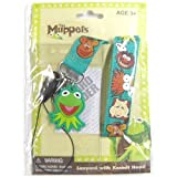 Disney Muppets Lanyard Keyring with Dangle