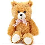 Liviya Teddy Bear Soft Toy Light (Brown)