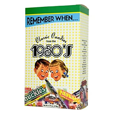1950s Remember When Candy