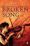 Broken Song (0142407410) by Lasky, Kathryn