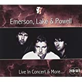 Live In Concert & More... (digipack)by Emerson