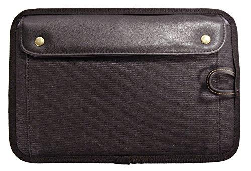 Cocoon GRID-IT! Organizer Tablet Pocket (Tri-color / Grigio x Turquoise x Black)