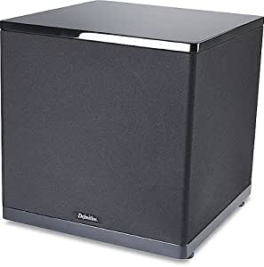Definitive Technology SuperCube I 120v Subwoofer (Single, Black) (Discontinued by Manufacturer)