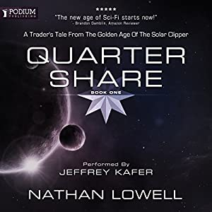 Quarter Share Audiobook