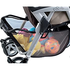 Peg Perego Aria Light Weight One Hand Fold Stroller