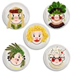 Fred and Friends MS FOOD FACE Kids Di...
