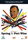 Spring And Port Wine [DVD] [1970]