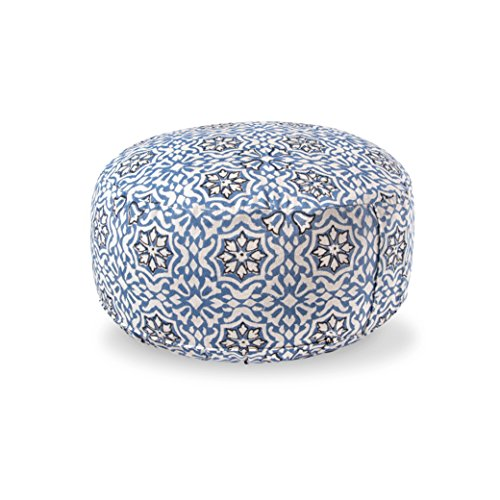 Lotuscrafts-Meditationskissen-LOTUS-Bezug-Baumwolle-kbA-GOTS-zertifiziert-Indigo-Paisley