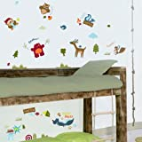 Decofun Campside Wall Sticker