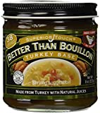 Better Than Bouillon Superior Touch Turkey Base 8oz