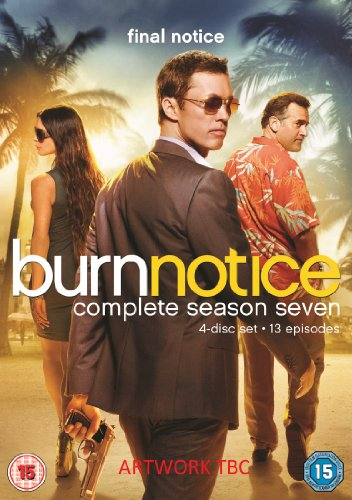 Burn Notice - Season 7 [DVD] [2014] [NTSC]