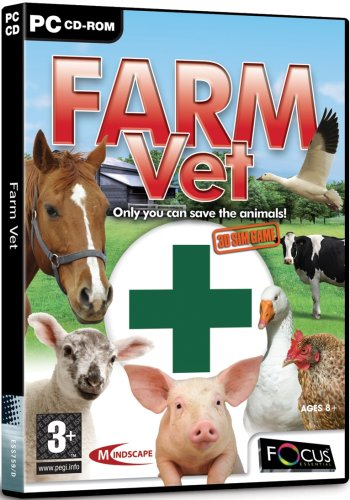Farm Vet (PC CD)