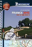 Mini Atlas France plastifié 2015