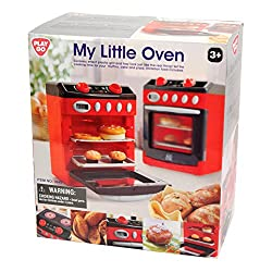 Play Go My Little Oven Battery Operated, Multi Color