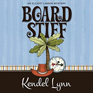 Board Stiff Audiobook