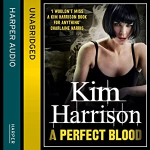 Rachel Morgan: The Hollows (10) - A Perfect Blood | [Kim Harrison]