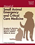 img - for Manual of Small Animal Emergency and Critical Care Medicine book / textbook / text book