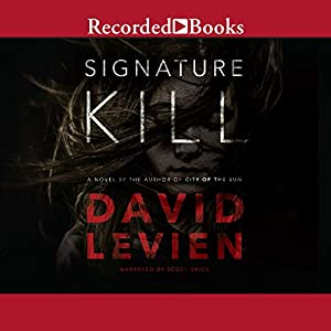 Signature Kill Audiobook