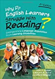 img - for Why Do English Learners Struggle With Reading?: Distinguishing Language Acquisition From Learning Disabilities book / textbook / text book