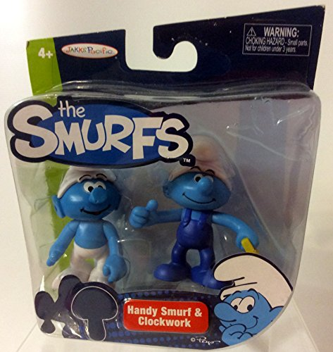 Smurfs Handy & Clockwork