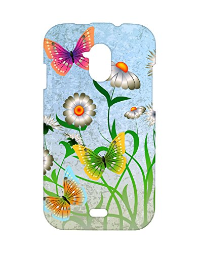 Mobifry Back case cover for Micromax A116 Canvas HD Mobile (3D Printed design)